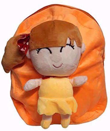 Baby Dress Doll Bag Orange