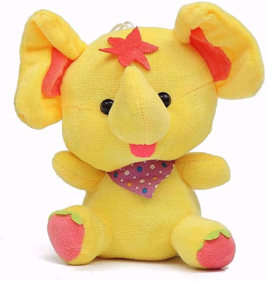 Picture of Flora Elephant yellow