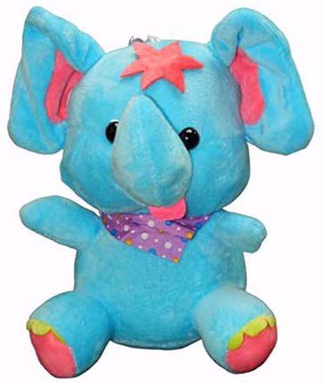 Picture of Flora Elephant Blue