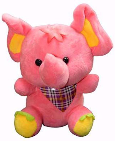 Picture of Flora Elephant Pink