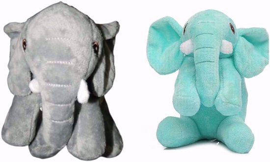 Picture of Missy Elephant( Grey&Green)