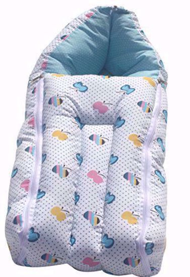 Baby Carry Bag Apple Blue