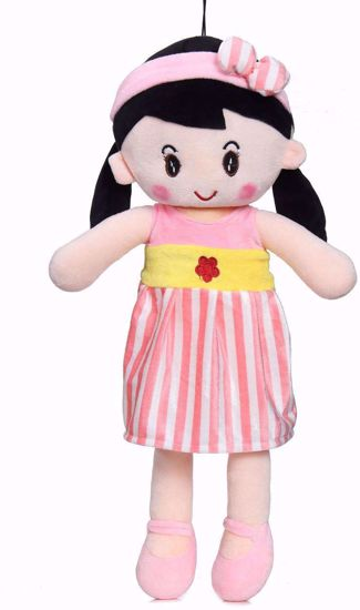 Picture of Rag Doll L-Pink 80 cm