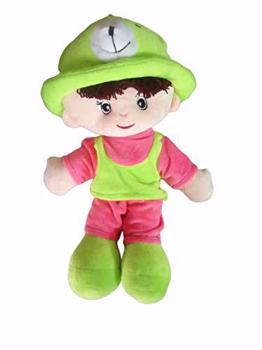 Picture of Adi Boy Soft Toy Pink-Green