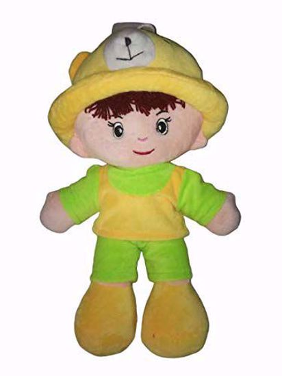 Picture of Adi Boy Soft Toy Yellow-Green