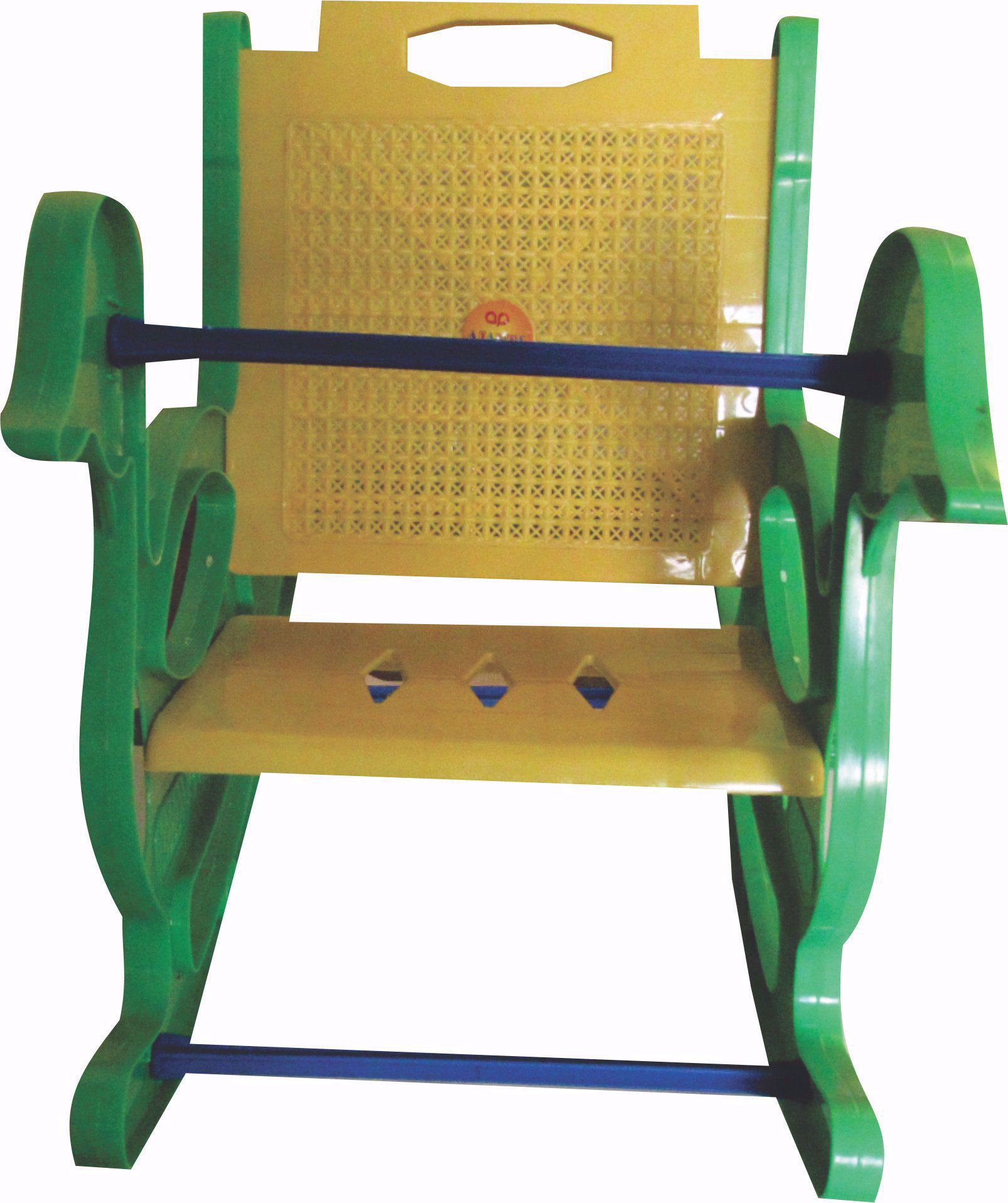 Baby Rocking Chair Green