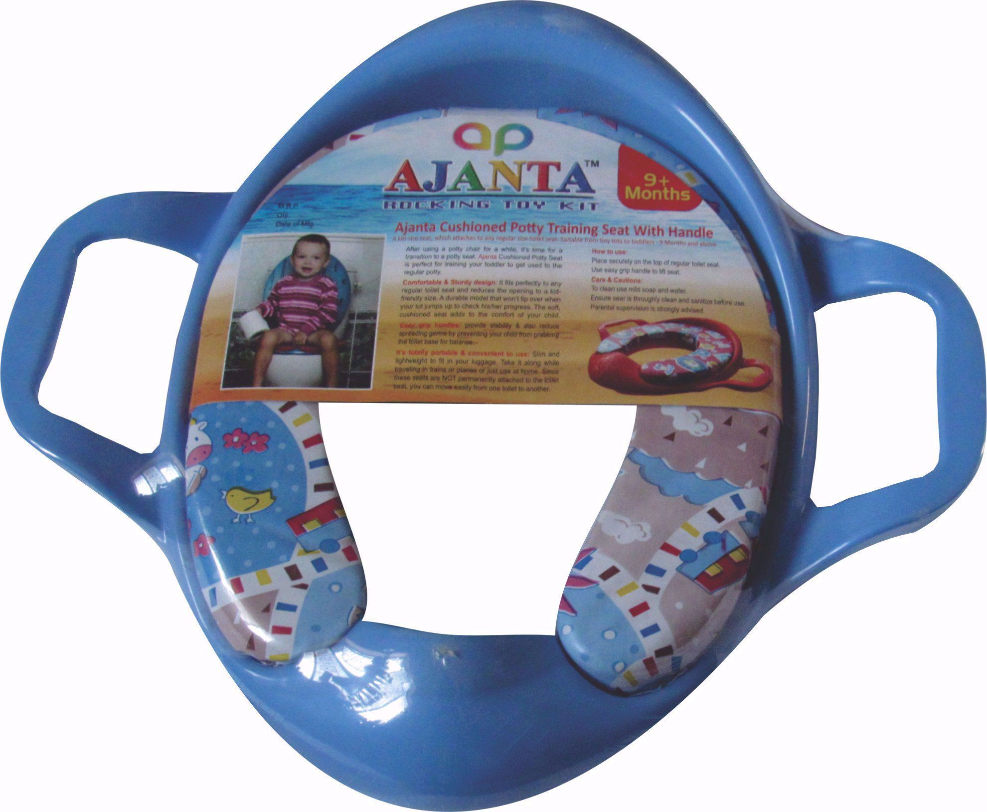 Baby potty Trainer Blue