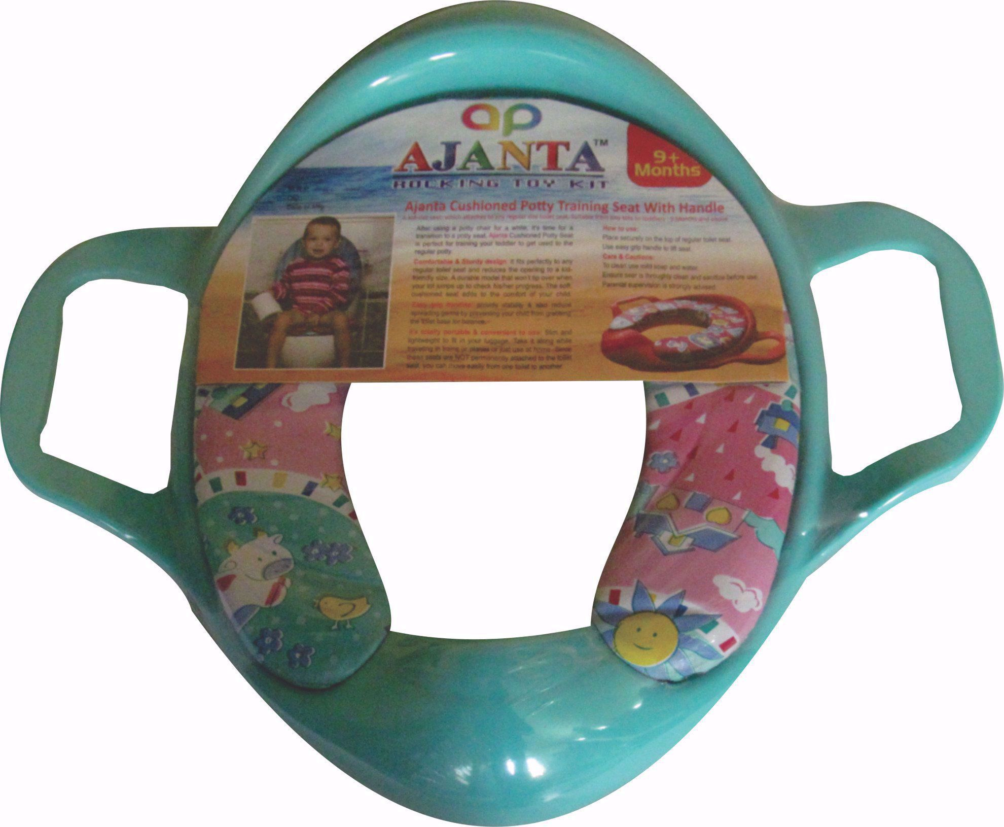 Baby Potty Trainer - Green