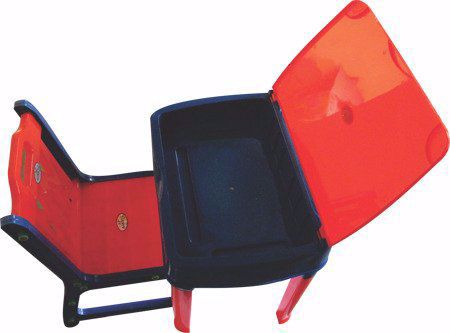 Picture for category plastic Study table and chair
