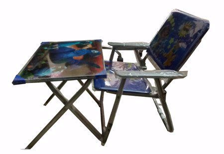 Picture for category Metal study table and chair