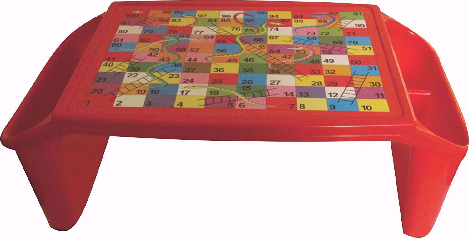 Bed Table Red