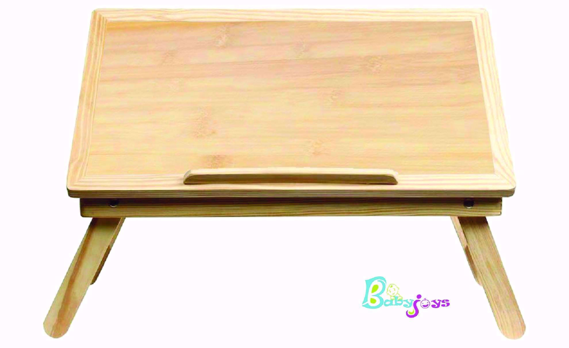 Laptop Table Cream