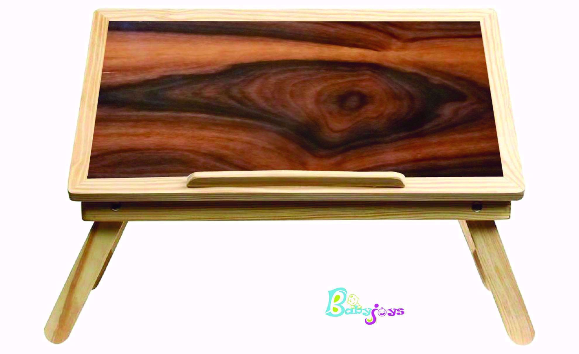 Laptop Table Brown