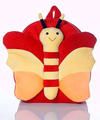 Butterfly Bag Red