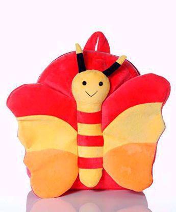 butterfly-bag - Orange