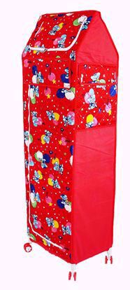 Toy Box Bear Red -6t