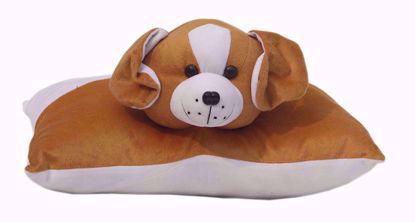 Baby Pillow Pillow Brown