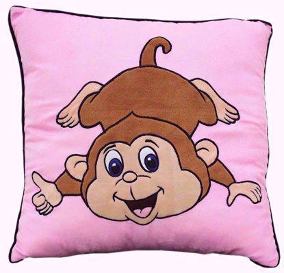 Baby Pillow Monkey