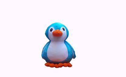 penguin-blue-40cm