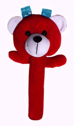 Soft Baby Rattle Teddy