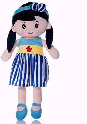 Rag Doll 40cm Blue