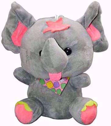 Flora Elephant - Grey