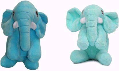 Missy-Elephant- Blue, Green