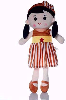 Rag Doll  80cm- Brown