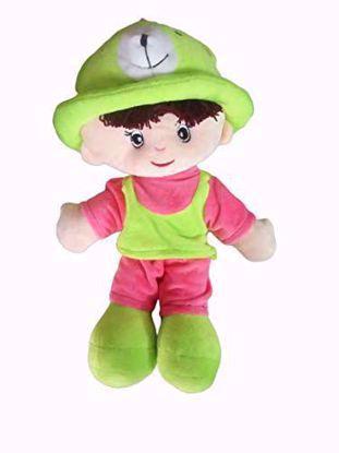 Adi-Boy-Soft-Toy-Green,Pink