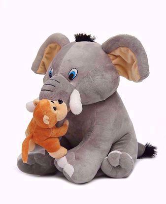elephant-monkey