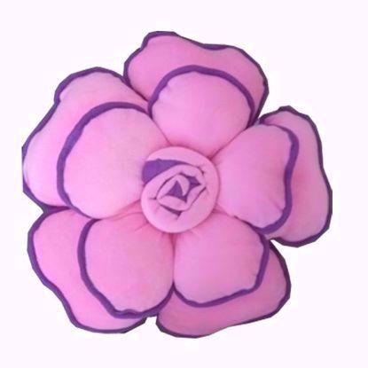Flower-Pillow- Pink