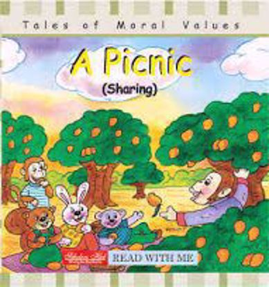 A-picnic-story-book