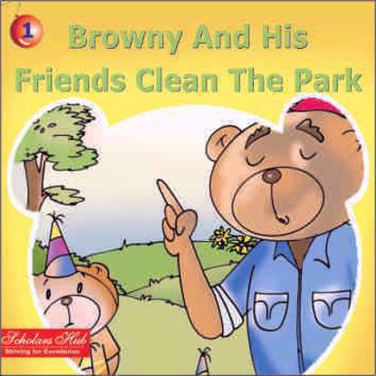 browny-and-his-friends