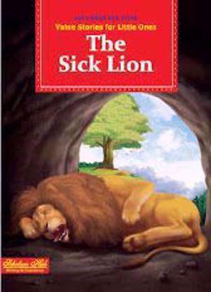 the-sick-lion