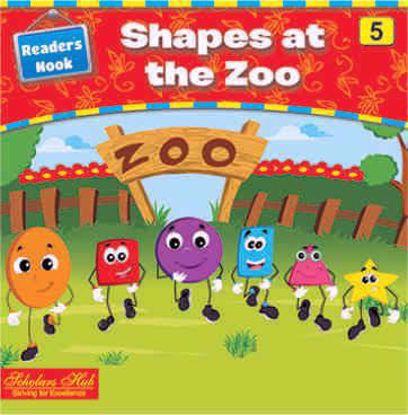 Shapes At The-  Zoo