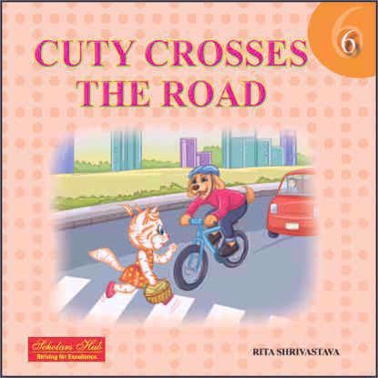 Cuty Crosses The Road