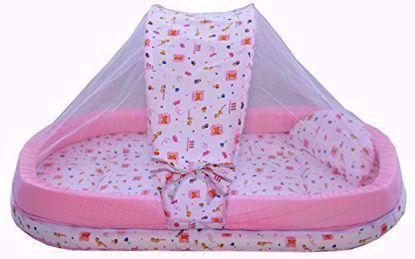 mattress-with-mosquito-net-pink-chunmun