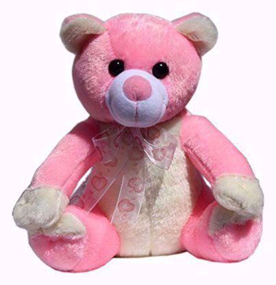 Pink Teddy 25cm