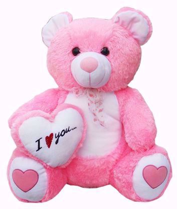 Teddy-With-L-love-You