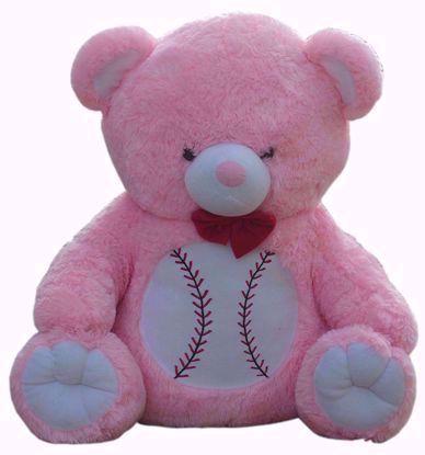 Teddy-Bear-Baseball