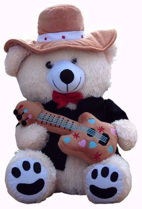 Rockstar Teddy Bear