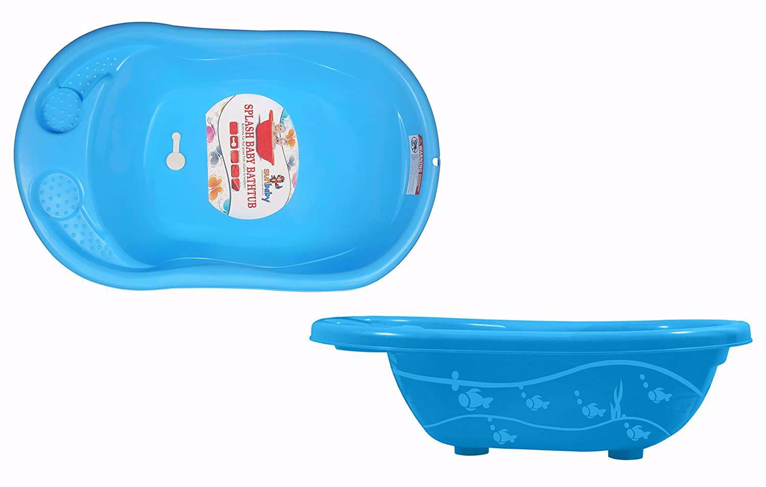 Baby Bath Tub -Blue