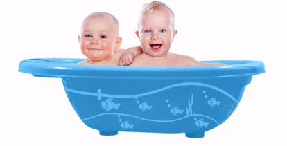 Baby Bather Tub -Blue