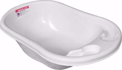 Baby Bather Tub -White