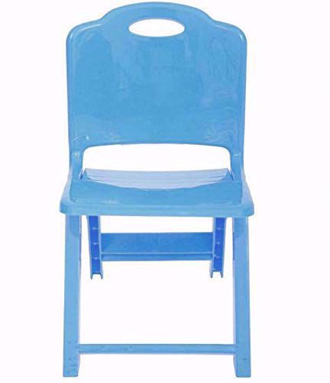 Baby Folding Chair-Blue