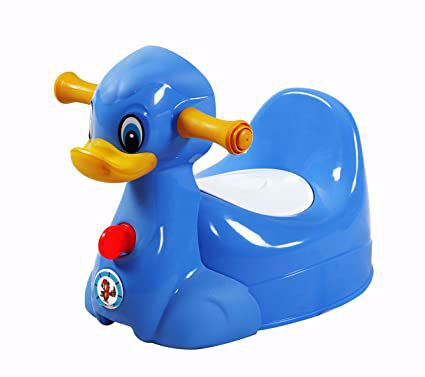 Baby Potty Shotty- Blue