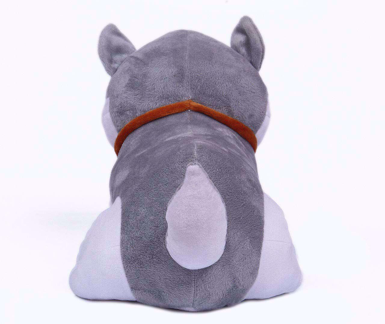 Husky Dog grey 35 & 45 Cm