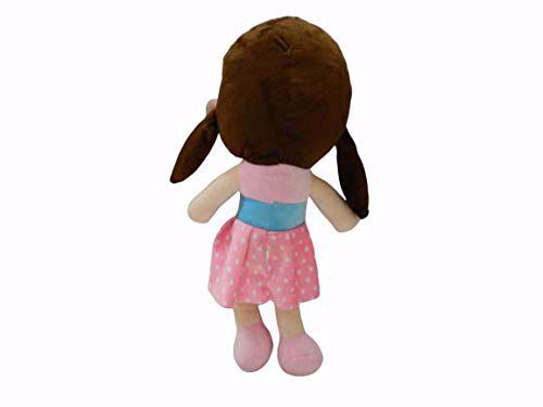 Baby Rag Doll Pink-35 Cm