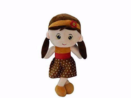 Baby Rag Doll Brown-35 Cm