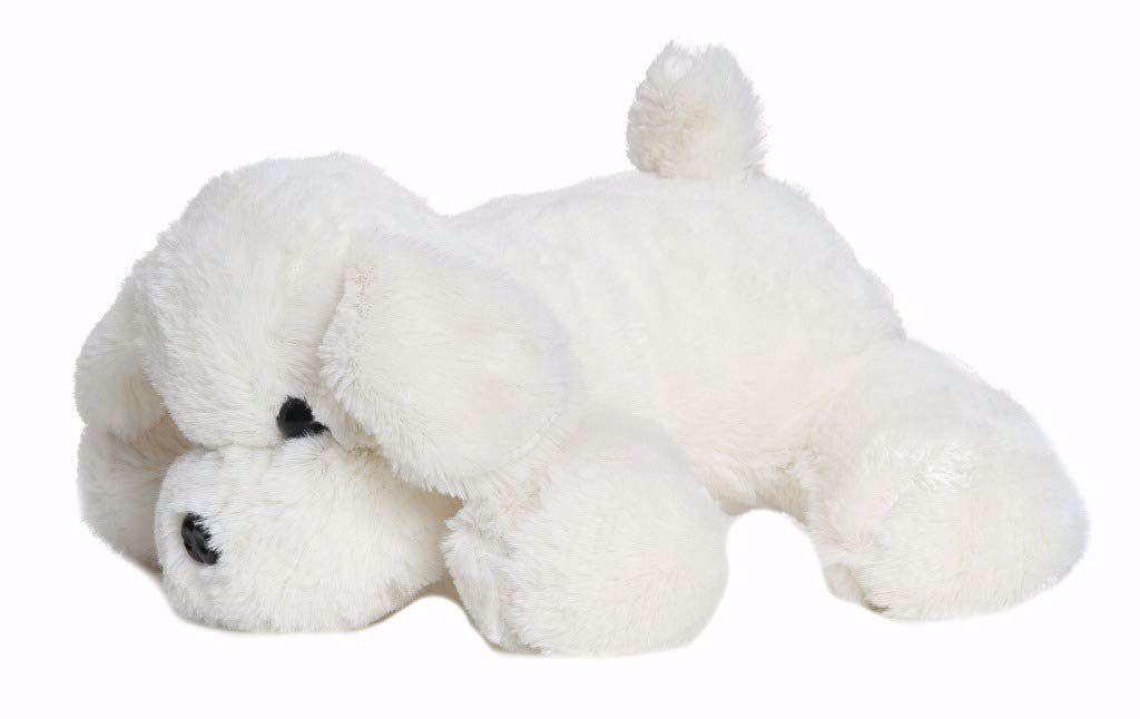 Lazy Dog White-25 Cm